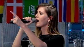 Elvira T-  Такси (#LIVE Авторадио)