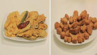 ناجتس - باذنجان وبطاطس بانيه - فطائر بالبشاميل والجبنة الرومي   على قد الأيد حلقة كاملة