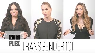 Transgender 101: What is Transgender, Transexual, and Gender Identity?
