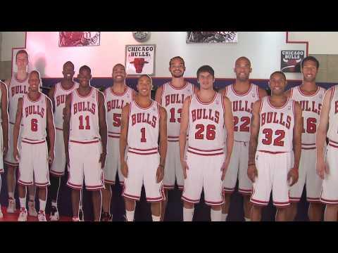 Atlanta Hawks vs Chicago Bulls - 2011 Playoffs