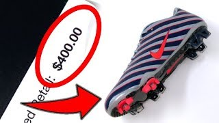 THE TIME NIKE MADE $400 FOOTBALL BOOTS! - 5 RANDOM BOOTS