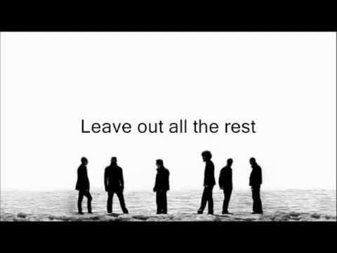 Leave Out All The Rest Karaoke (Linkin Park)