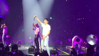 BTS Love Yourself World Tour, L.A. 180905: So What