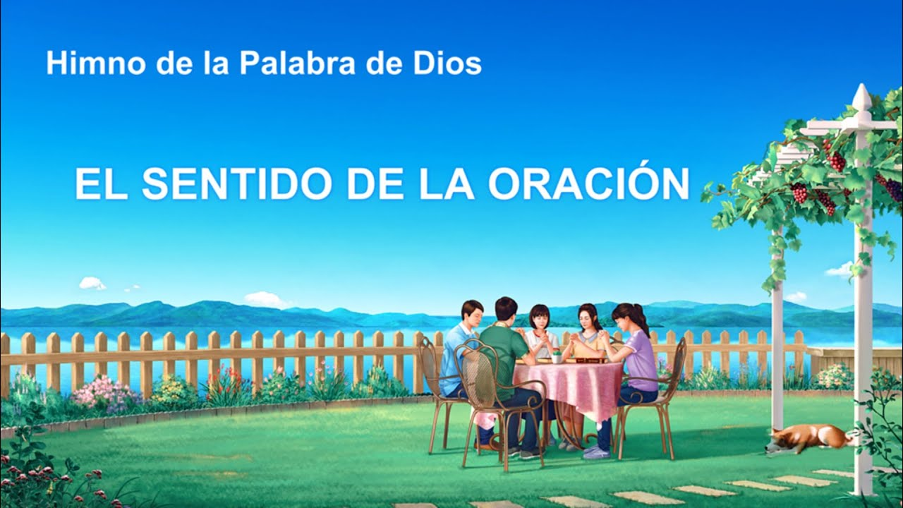 Canción cristiana 2020   El sentido de la oración