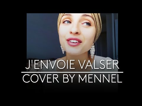 Mennel cover  - J'envoie Valser , Zazie