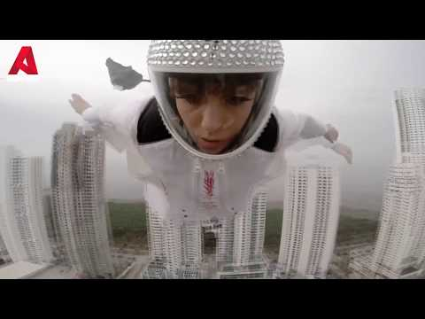 Extreme Sports Wingsuit Flying → Janji   Heroes Tonight feat  Johnning