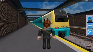 Grand Continental Railways in 1080p and 60fps | Roblox Gameplay (#GCRroblox)