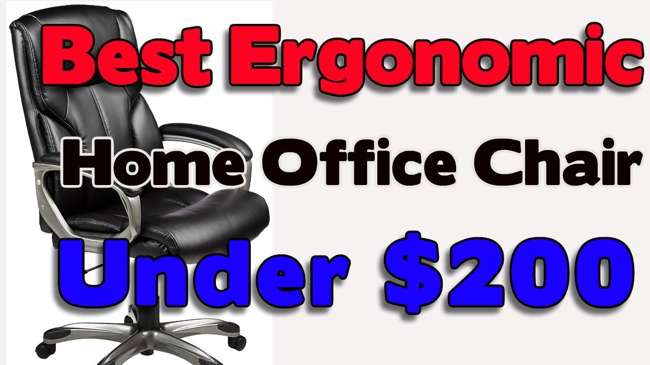 high back executive chair best ergonomic home office chair under 200 - Best Office Chair Under 200