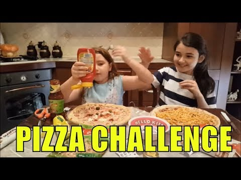 PIZZA CHALLENGE SUPER 20 INGREDIENTI  #pizzachallenge by MARGHE GIULIA