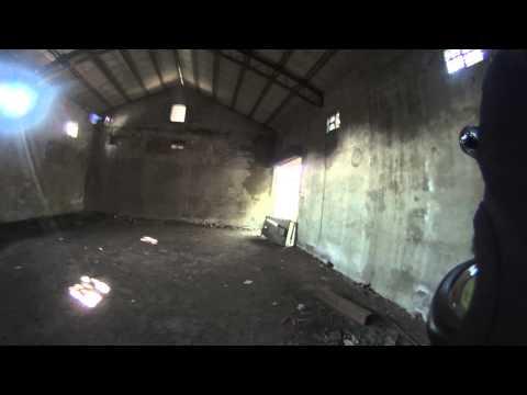 Airsoft War Game 廢棄工廠 WE SCAR 之 元旦威哥上身  HD