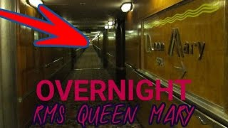HAUNTED GHOST SHIP AT 3AM (THE QUEEN MARY) thumbnail