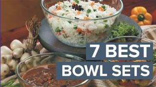 7 Best Bowl Sets in India