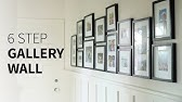 Ikea Ideas How To Hang Pictures For A Foolproof Finish Youtube