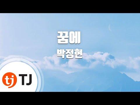 [TJ노래방] 꿈에 - 박정현 (In Dream - LENA PARK) / TJ Karaoke