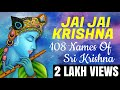 JAI JAI KRISHNA - 108 Names of Krishna - Lyrics with Meanings