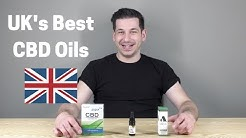 BEST CBD OIL UK: Quick Review, Smell & Taste Test of our 3 Best-Selling CBD Oils!