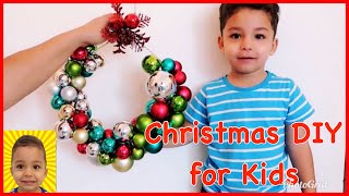DIY Christmas decorations for kids | Easy Christmas Crafts for kids
