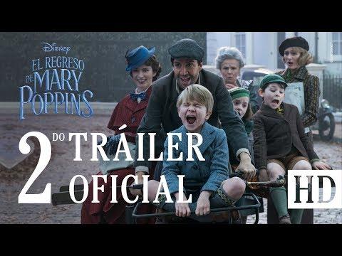 Mirá el tráiler de El Regreso de Mary Poppins