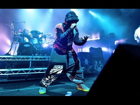 Limp Bizkit- The Truth Live Moscow 4 June 2012