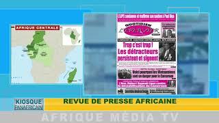 KIOSQUE PANAFRICAIN DU 23 04 2019
