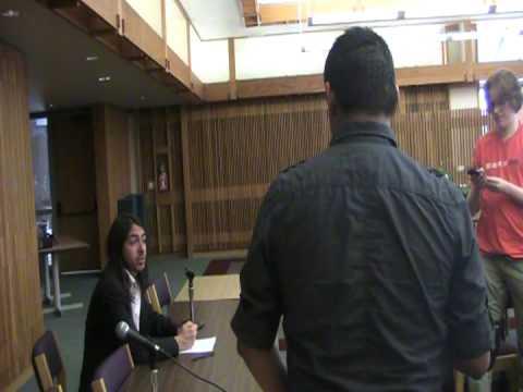 SLCC RSU Debates with College Democrats Part 1
