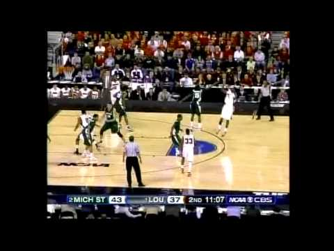 2009 Michigan State NCAA Tournament Highlight Reel