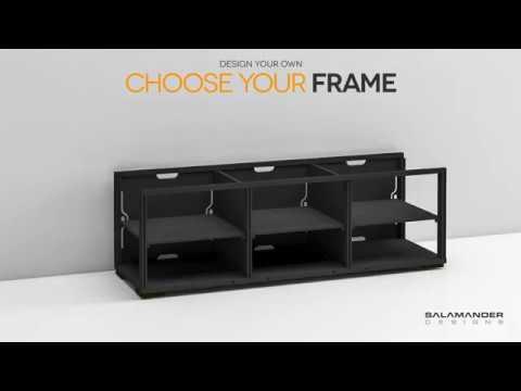 Salamander Designs - Design Your Own Cabinet