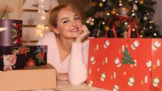 საჩუქრები, საჩუქრები, საჩუქრები