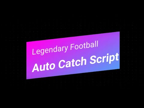 Football Fusion Roblox Script Pastebin Auto Catch Script Catch The Ball Without Clicking Legendary Football Exploiting Hacking Youtube