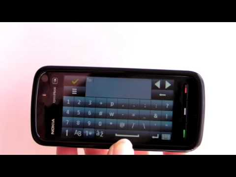 Nokia XpressMusic 5800 the Tube Video Review