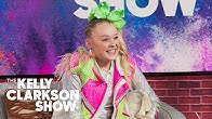 JoJo Siwa Fills An Entire Suitcase With Bows For Her Tour