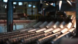 Производство шифера и труб(Процесс производства шифера и труб, на предприятии расположенном в городе Запорожье, ООО