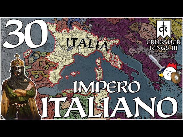 ORTODOSSIA AMBROSIANA   Crusader Kings 3 ITA - IMPERO D'ITALIA #30