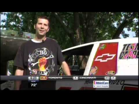 Gene and Terry Reed TV news 20 interview 6-21-14.