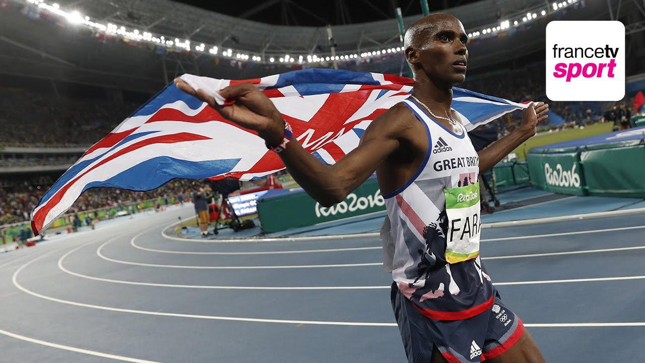 Download Rio 2016 / Athlétisme : Mo Farah conserve son titre olympique sur 10 000m