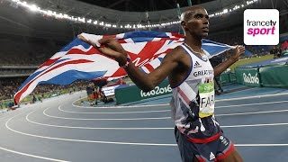 Rio 2016 / Athlétisme : Mo Farah conserve son titre olympique sur 10 000m