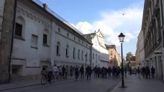 Spacer po Krakowie 4K