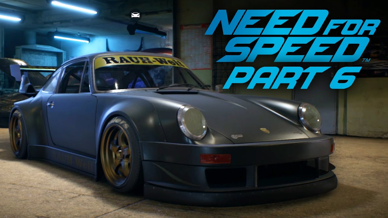 NEED FOR SPEED 2015 Gameplay Teil 6 - NAKAI SAN PORSCHE + video