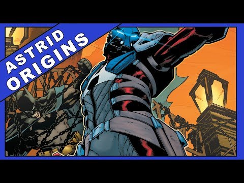 Astrid Arkham Origins | Detective Comics #1004