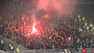 Partizan - Beşiktaş | UEFA Avrupa Ligi / 23.10.2014