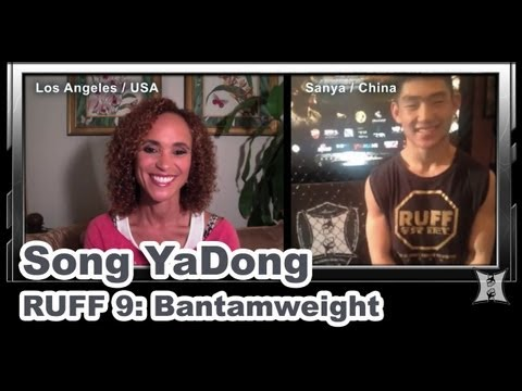 Chinese MMA Fighter Song YaDong on Making His Debut at RUFF 9