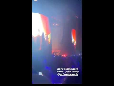 Ariana Grande, Nikki Minaj & James Charles   7 rings   Coachella Performance 2019 thumbnail