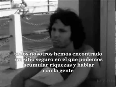 Jim Morrison The White Blind Light Subtitulado En Español