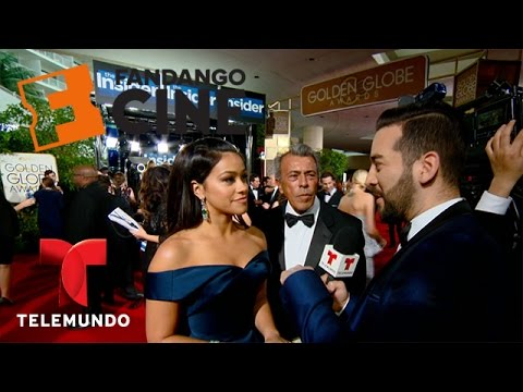Gina Rodriguez responde a la confusión de los Golden Globes | Fandango | Entretenimiento