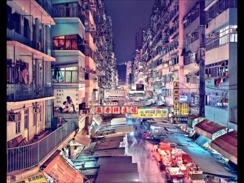 Hong Kong - Dime Beatz, fusion hip hop instrumental beat
