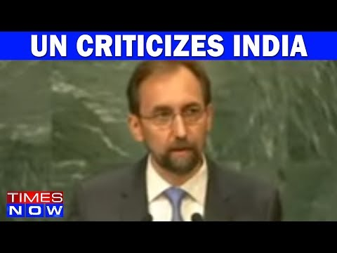 UN Criticizes India's Stance Towards Rohingya Muslims