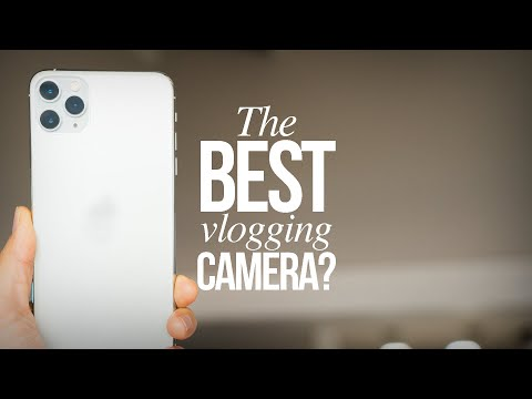 Can You Vlog On An IPhone?   IPhone 11 Pro Max Camera Test