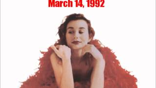 Tori Amos 2 Meter Sessions 03-14-1992 Crucify