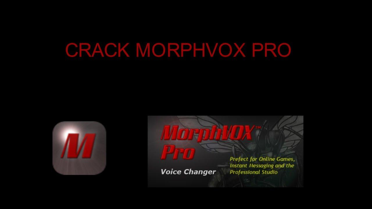 voix pour morphvox junior
