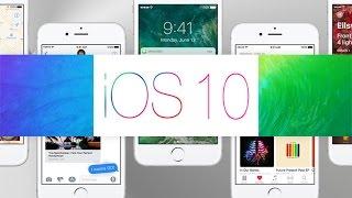 Полный обзор iOS 10 для iPhone и iPad на русском(, 2016-09-15T15:00:22.000Z)